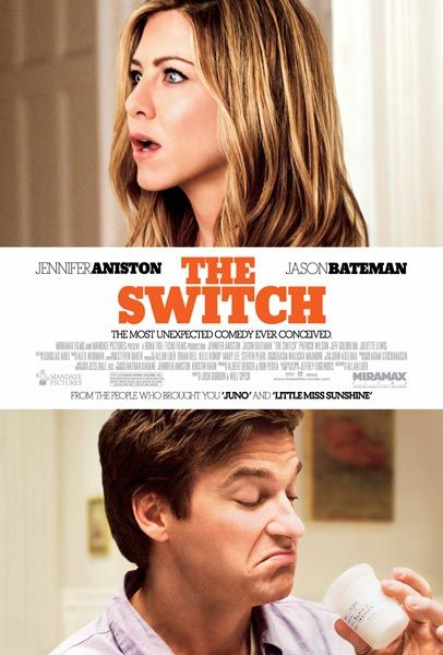 постер Больше, чем друг, The Switch