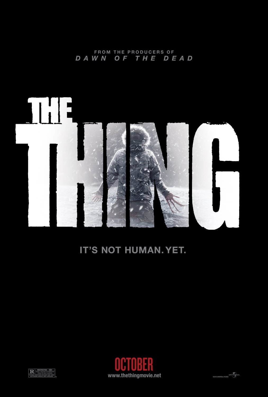 постер Нечто,The Thing