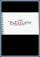 постер Ручная работа,The To Do List