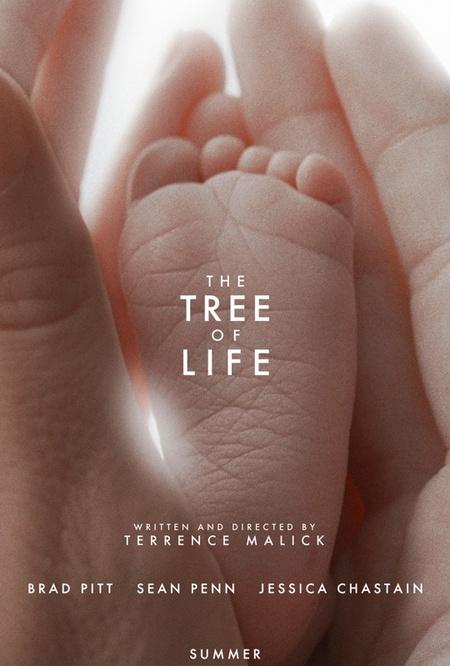 постер Древо жизни,The Tree of Life