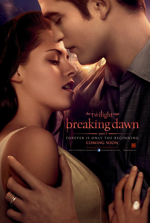постер Сумерки. Сага. Рассвет: Часть 1,The Twilight Saga: Breaking Dawn