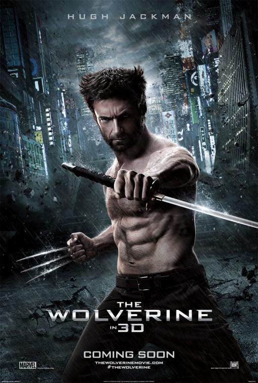 постер Росомаха: Бессмертный,The Wolverine