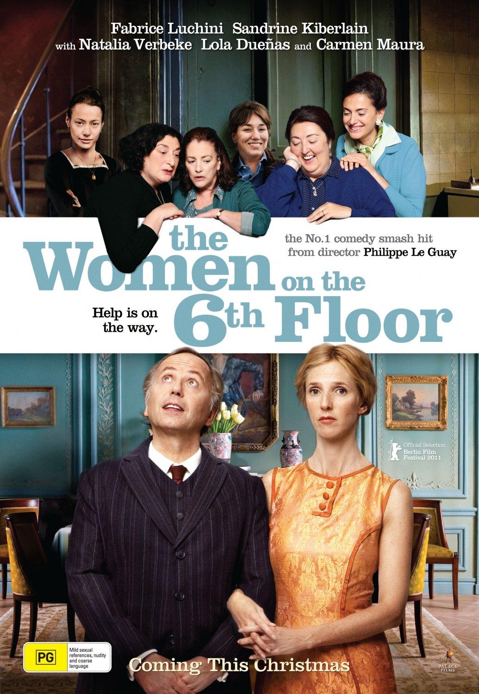постер Женщины с 6-го этажа,The Women on the 6th Floor