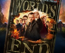 Армагеддец (The World's End)