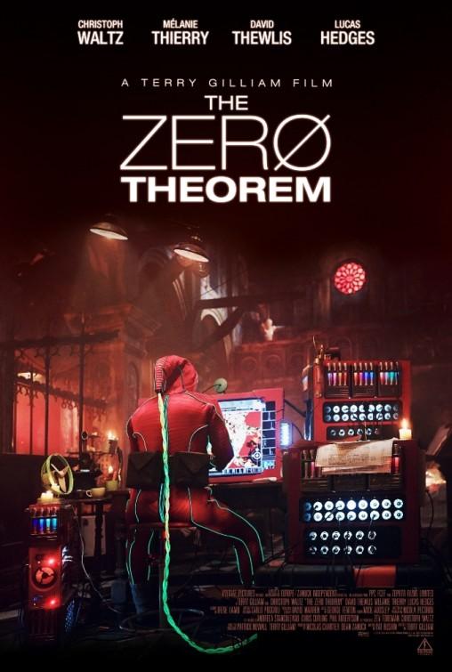 постер Теорема Зеро,The Zero Theorem
