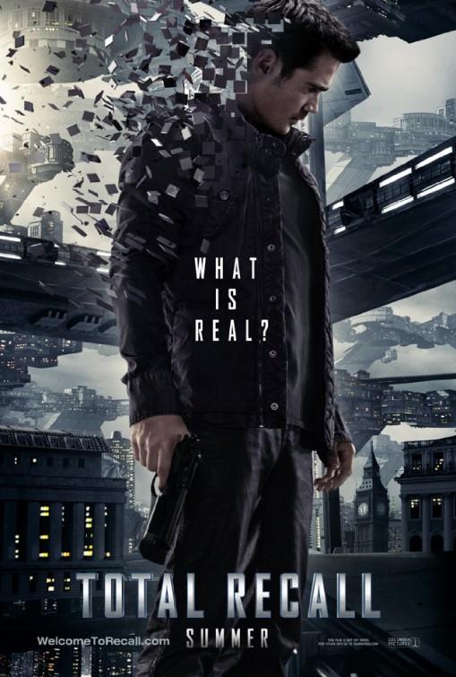 постер Вспомнить всё,Total Recall (2012)