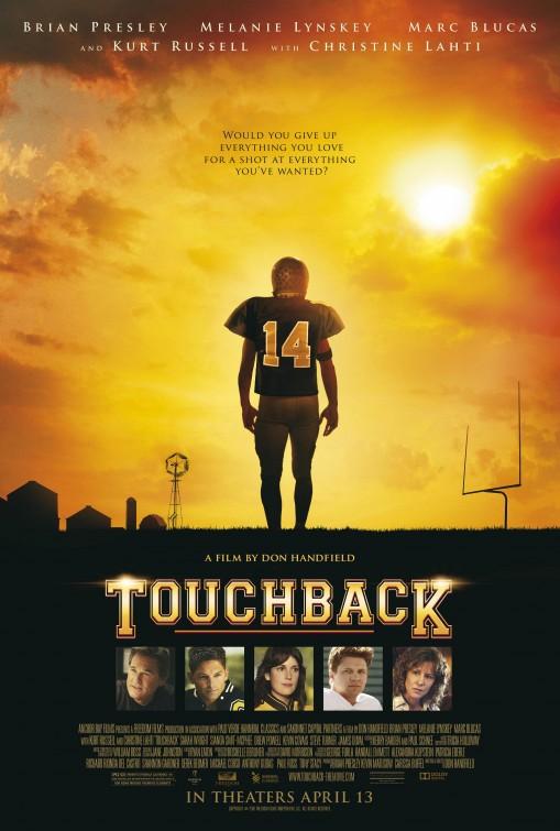 постер Путь назад,Touchback