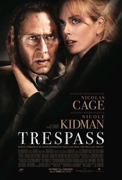 постер Злоумышленники,Trespass