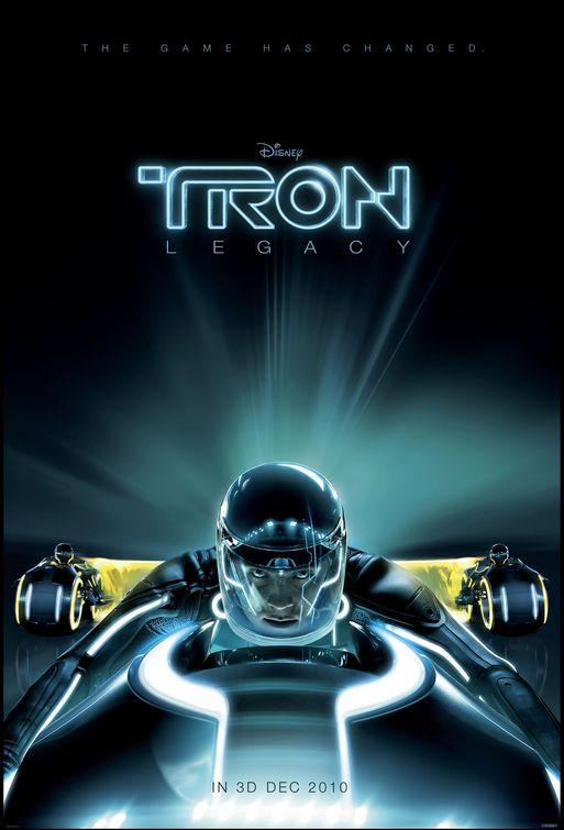постер Трон: Наследие,Tron Legacy