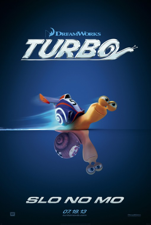 постер Турбо,Turbo