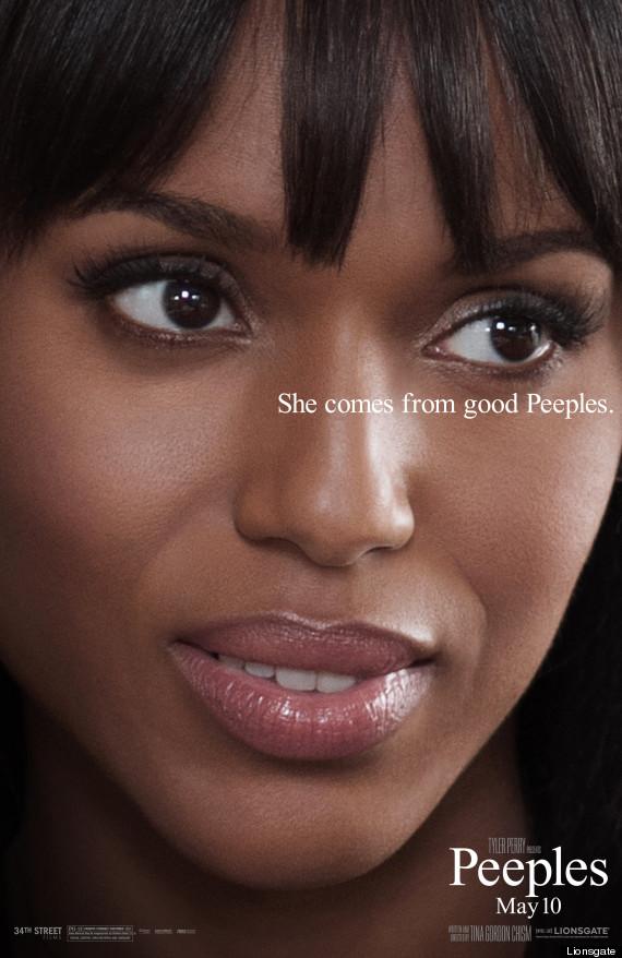 постер Мы – семья Пиплз,Tyler Perry Presents Peeples