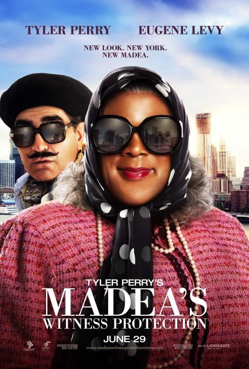 постер Программа защиты свидетелей Мэдеи,Madea's Witness Protection