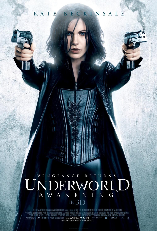 постер Другой мир 4: Пробуждение,Underworld: Awakening