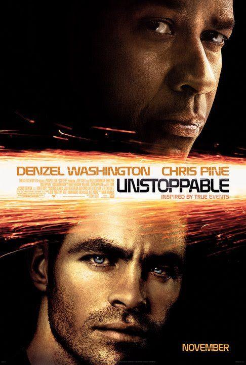 постер Неуправляемый,Unstoppable