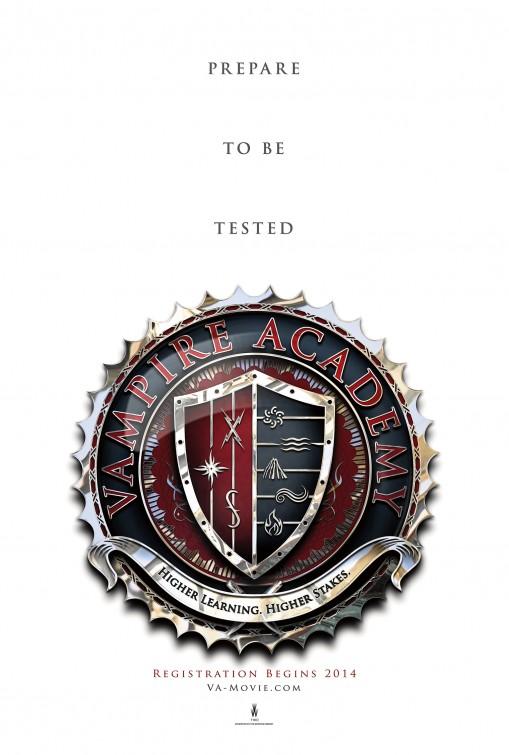 постер Академия вампиров,Vampire Academy