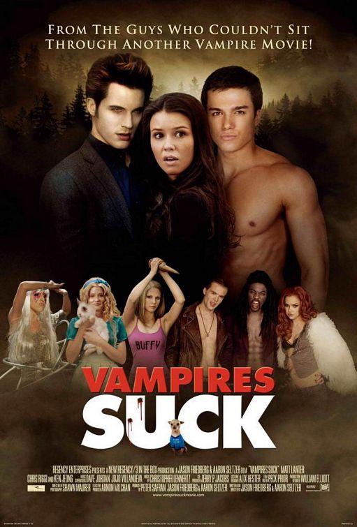 постер Вампирский засос, Vampires Suck