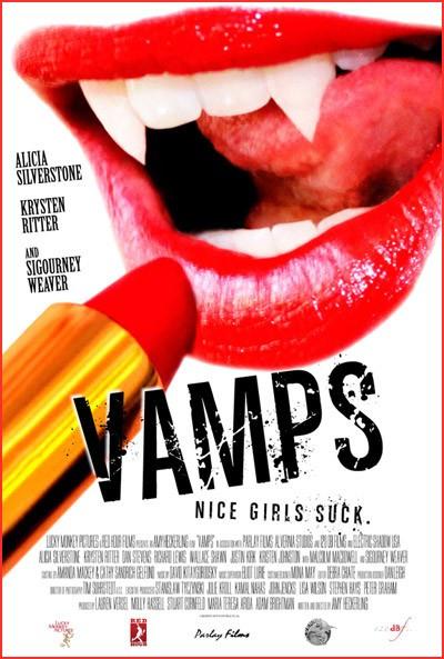 постер Вампирши,Vamps