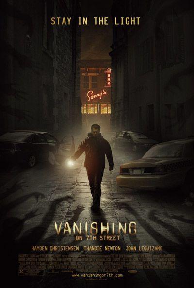 постер Исчезновение на 7-ой улице,Vanishing on 7th Street