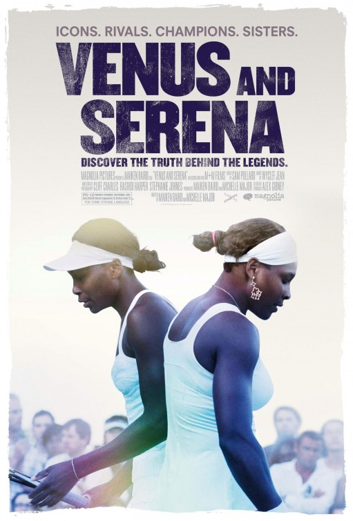 постер Venus and Serena,Venus and Serena
