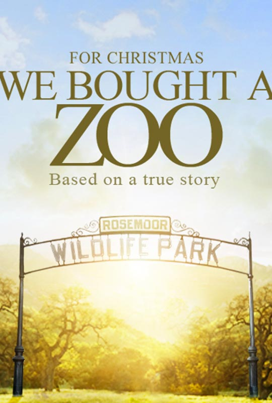 постер Мы купили зоопарк,We Bought a Zoo