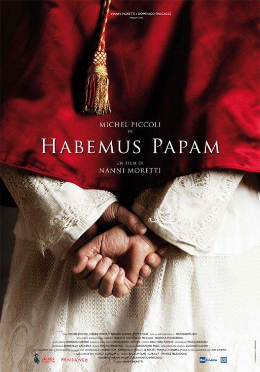 постер У нас есть Папа!,We Have a Pope/Habemus Papam