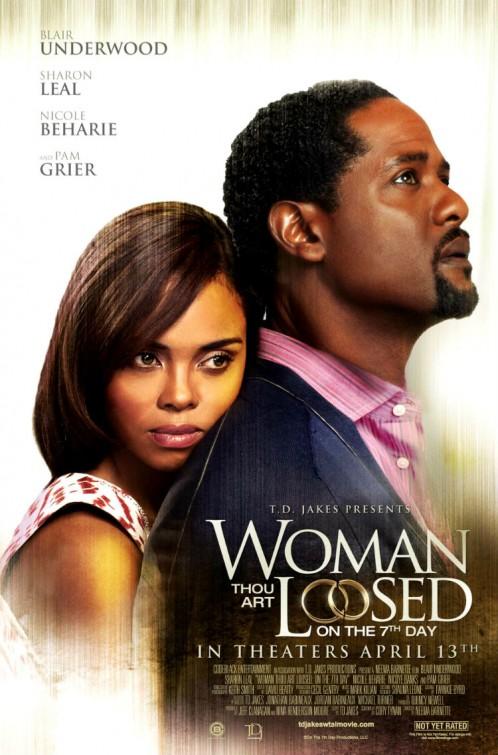 постер Женщина, ты свободна: на седьмой день,Woman Thou Art Loosed: On the 7th Day