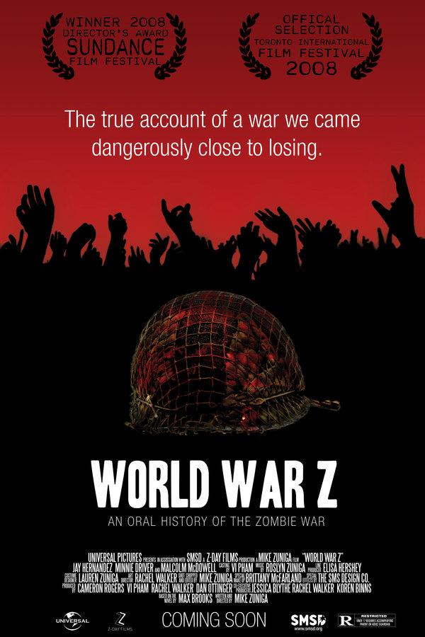 постер Война миров Z,World War Z
