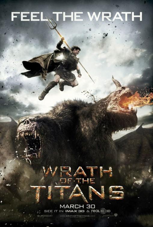 постер Битва Титанов 2/Гнев Титанов,Wrath of the Titans