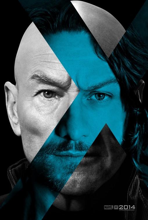 постер Люди Икс: Дни минувшего будущего,X-Men: Days of Future Past