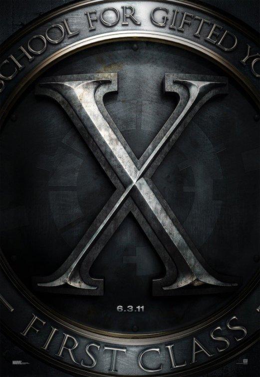 постер Люди Икс: Первый класс,X-Men: First Class