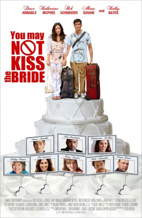 постер Притворись моим мужем,You May Not Kiss the Bride