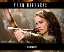 Ваше Величество (Your Highness)