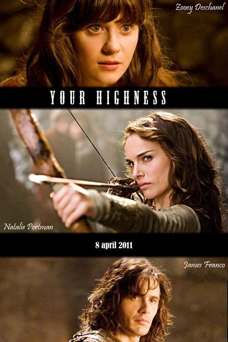 постер Ваше Величество,Your Highness