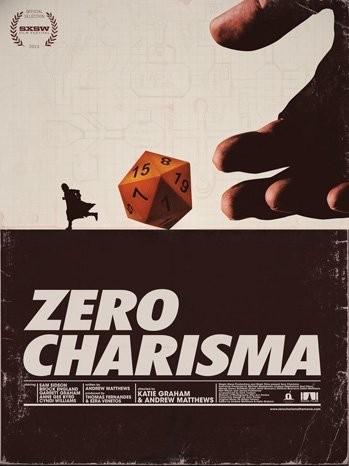 постер Zero Charisma,Zero Charisma